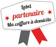 Label Partenaire Ma coiffure à domicile